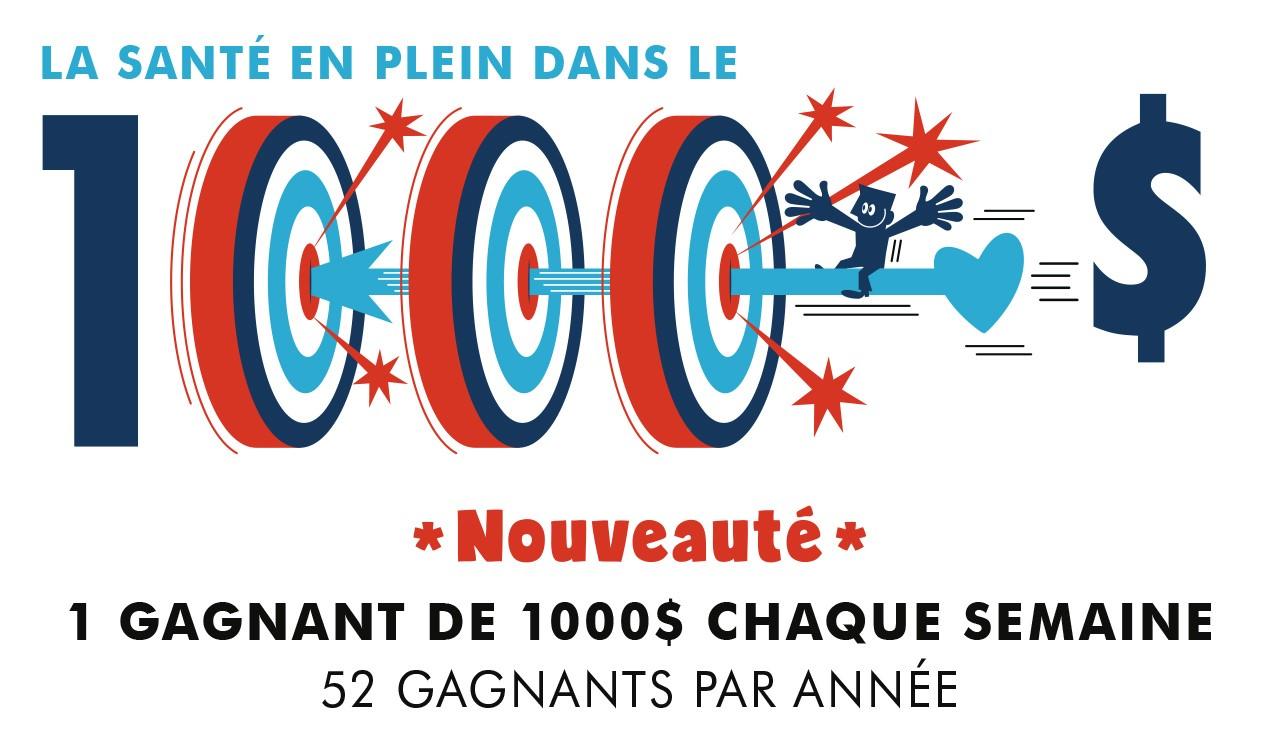 Loterie Fondation du CHG