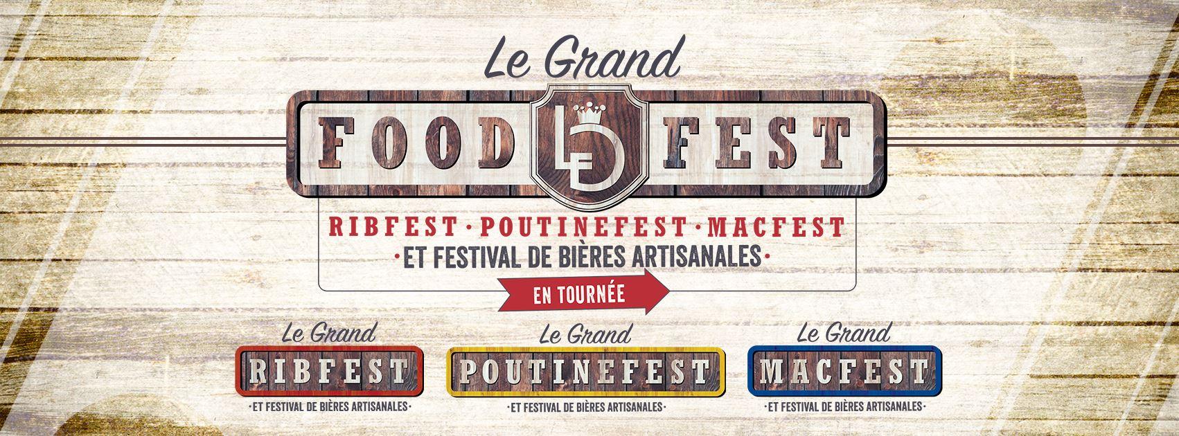 Le Grand Food Fest à Granby