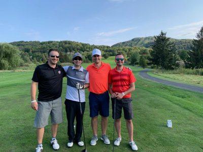 Tournoi de golf - Association de la colonie de vacances