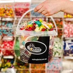 Seau de bonbons campagne d'halloween Fondation du CHG